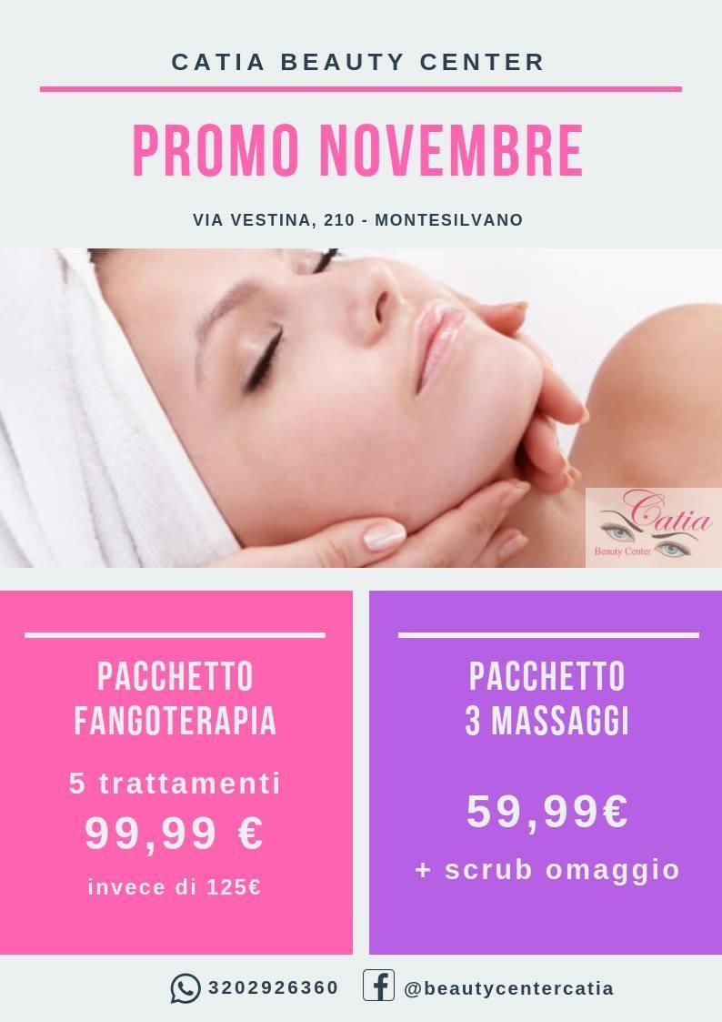 Centro estetico per massaggi Pescara - Catia Beauty Center