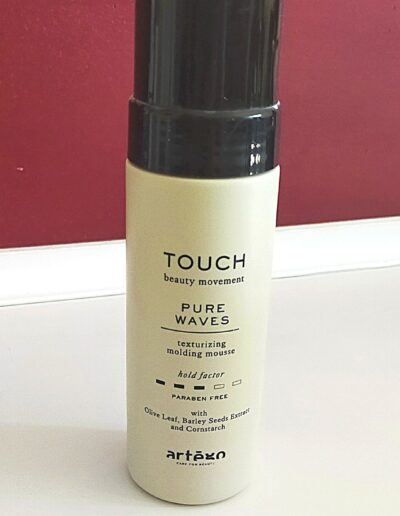 Touch Pure Waves